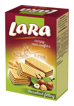 lara box HAZELNUTS 12