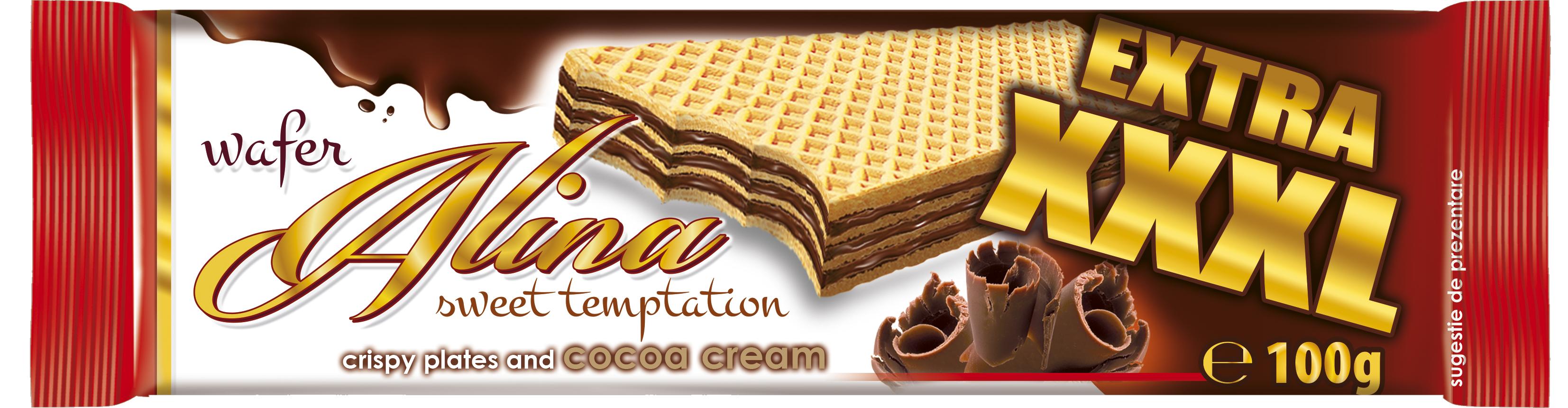 Alina EXTRA XXXL cocoa 100
