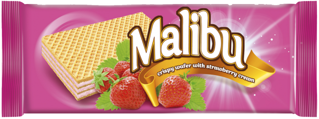 vafer Malibu 30STRAWBERRY 3D