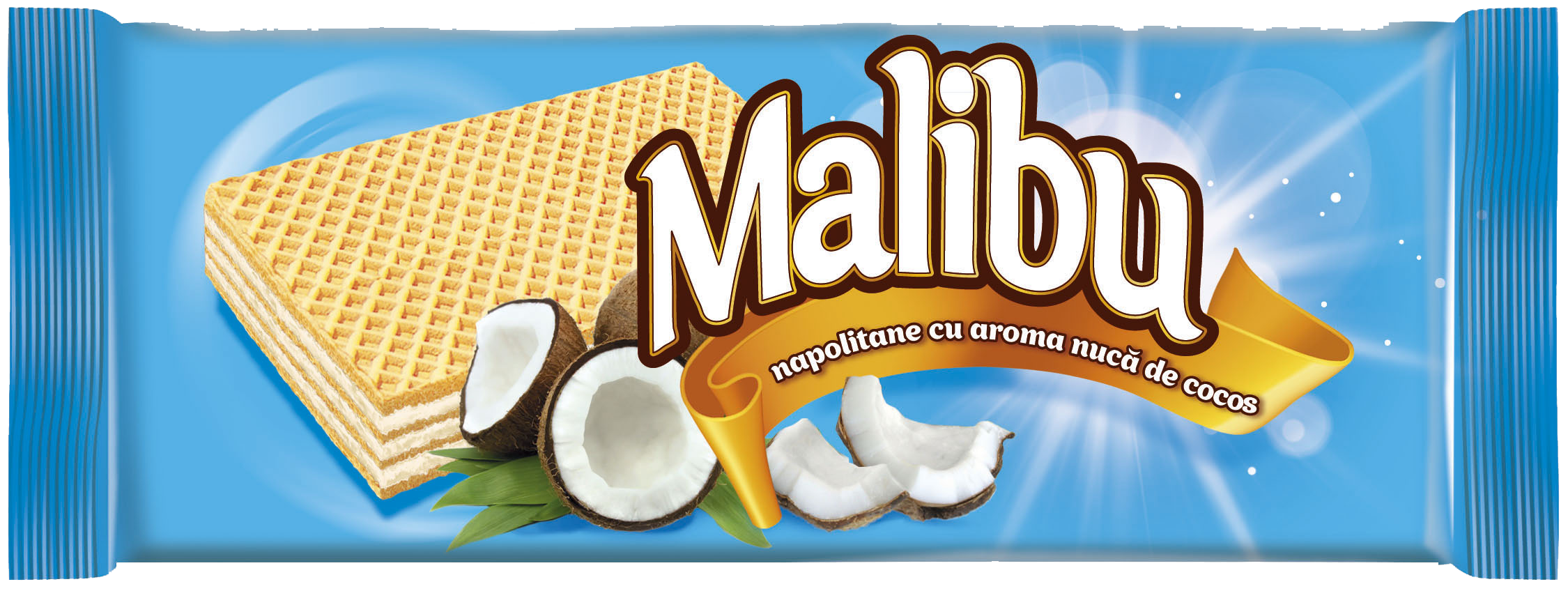 vafer Malibu COCONUT30
