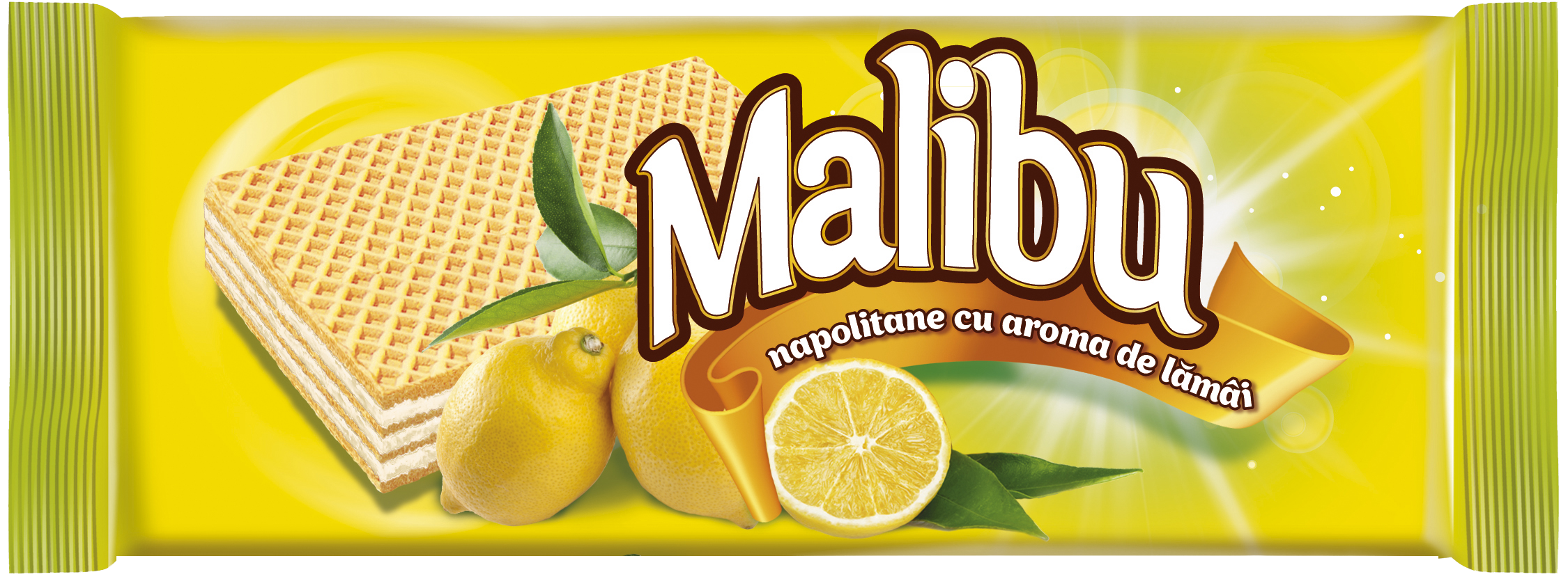 vafer Malibu LEMON30