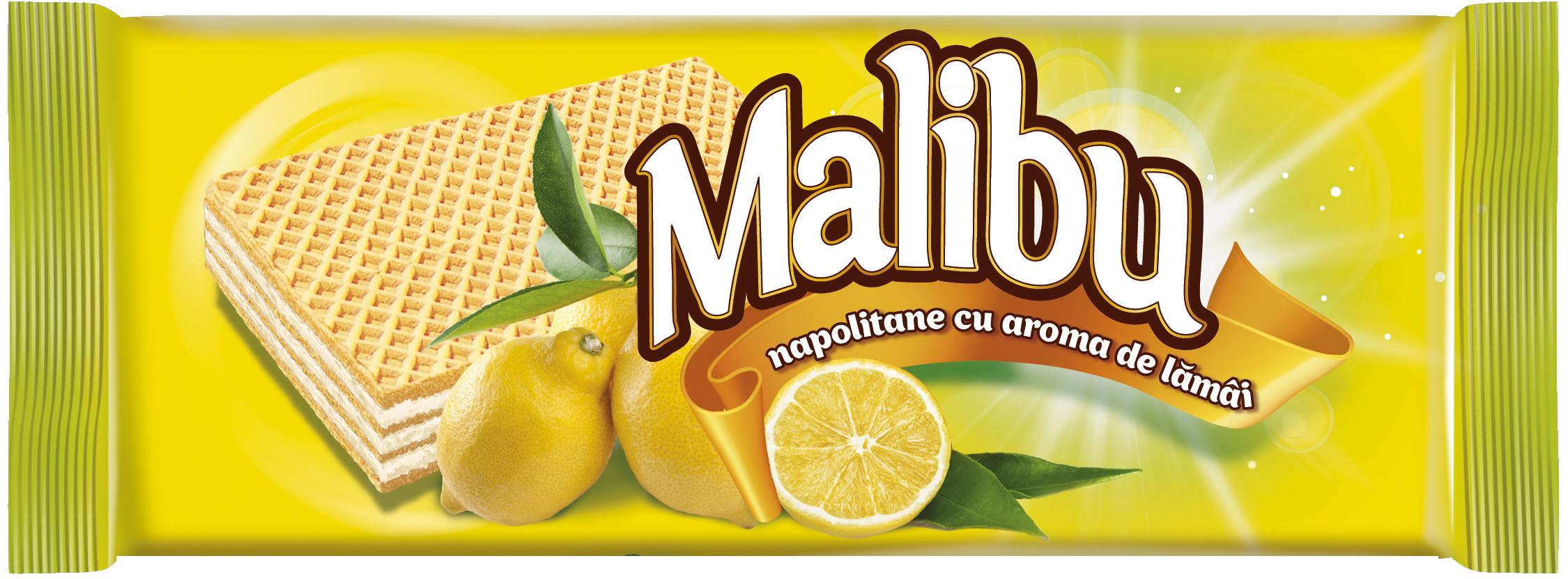 vafer Malibu LEMON30