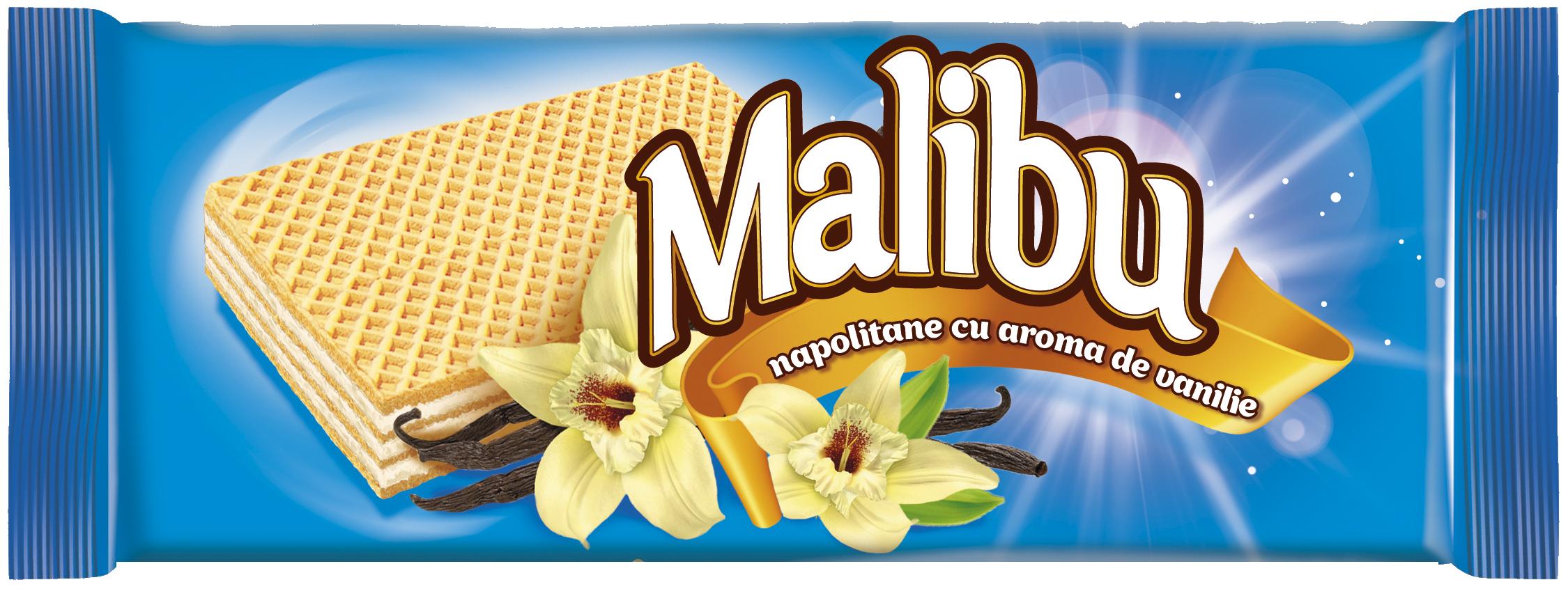 vafer Malibu VANILLA 30