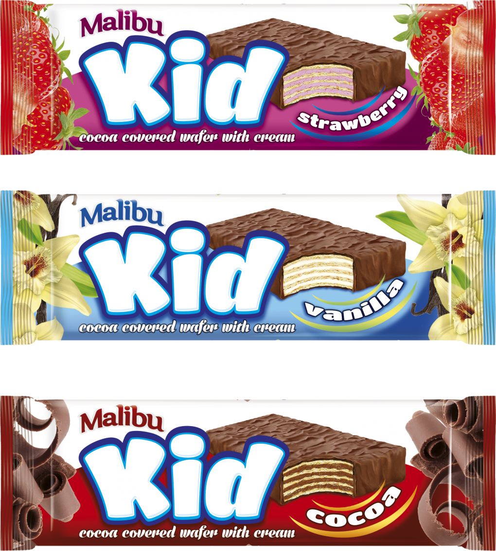 wafer Malibu KID 25g