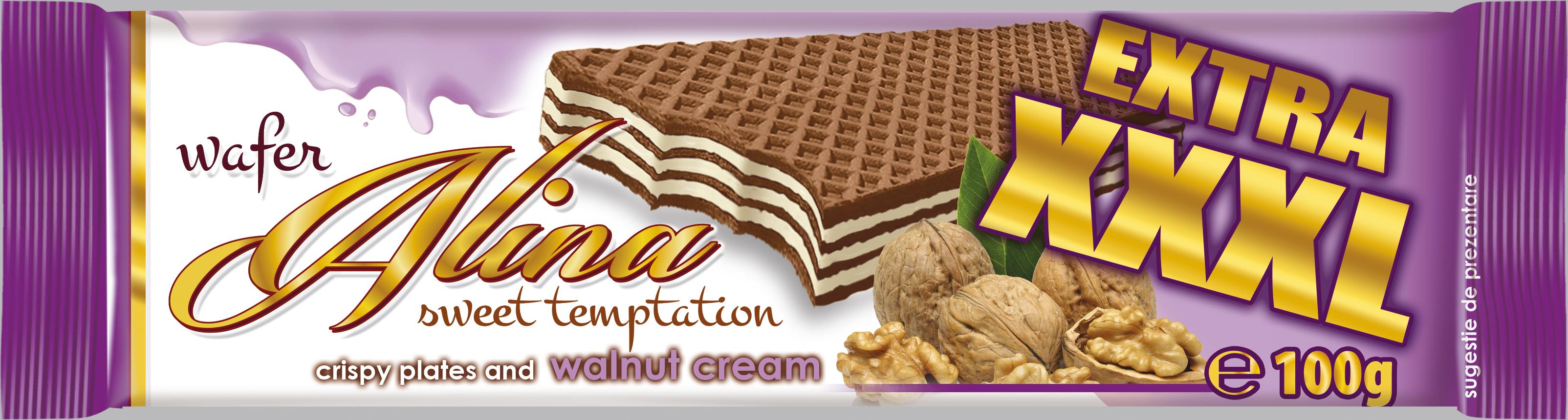 Alina EXTRA XXXL walnuts 100