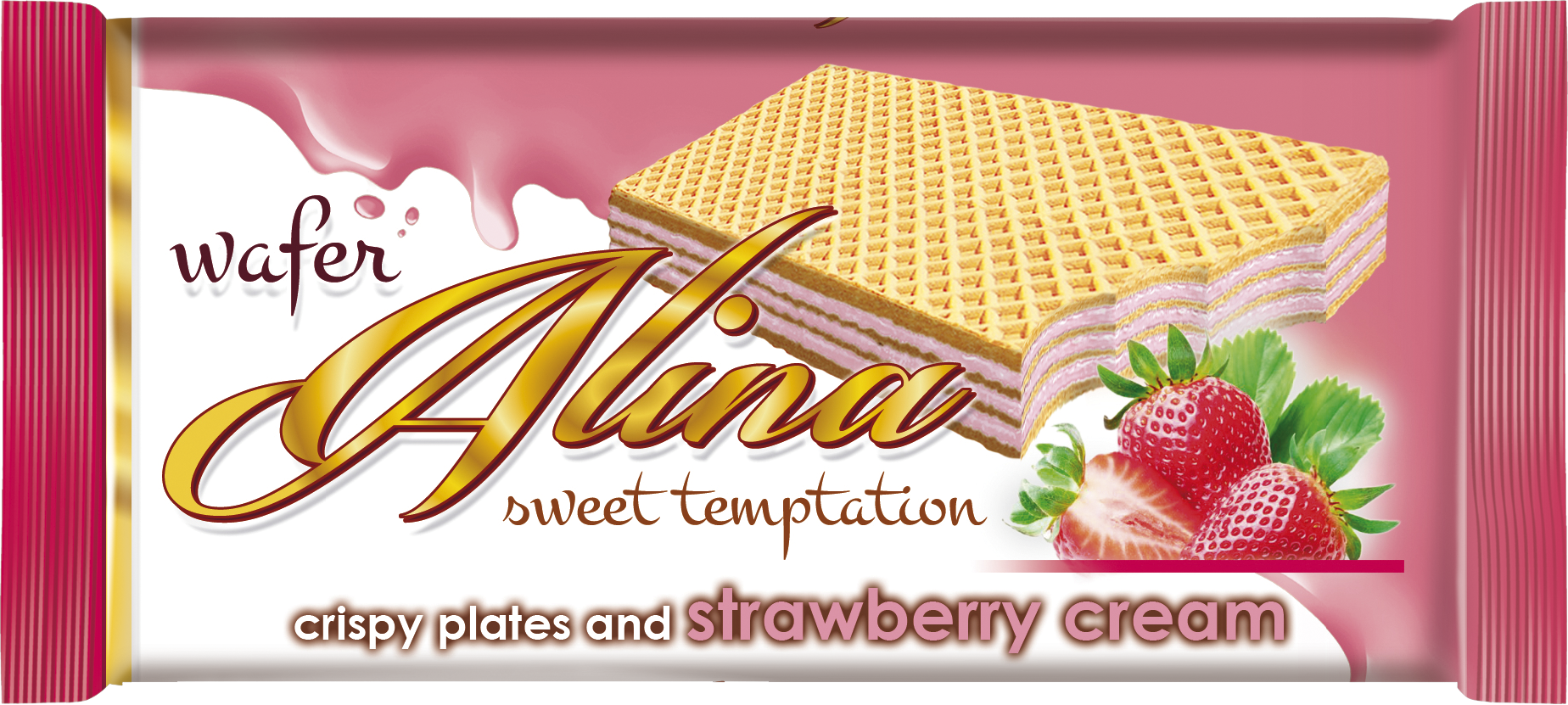 Alina strawberry 30g