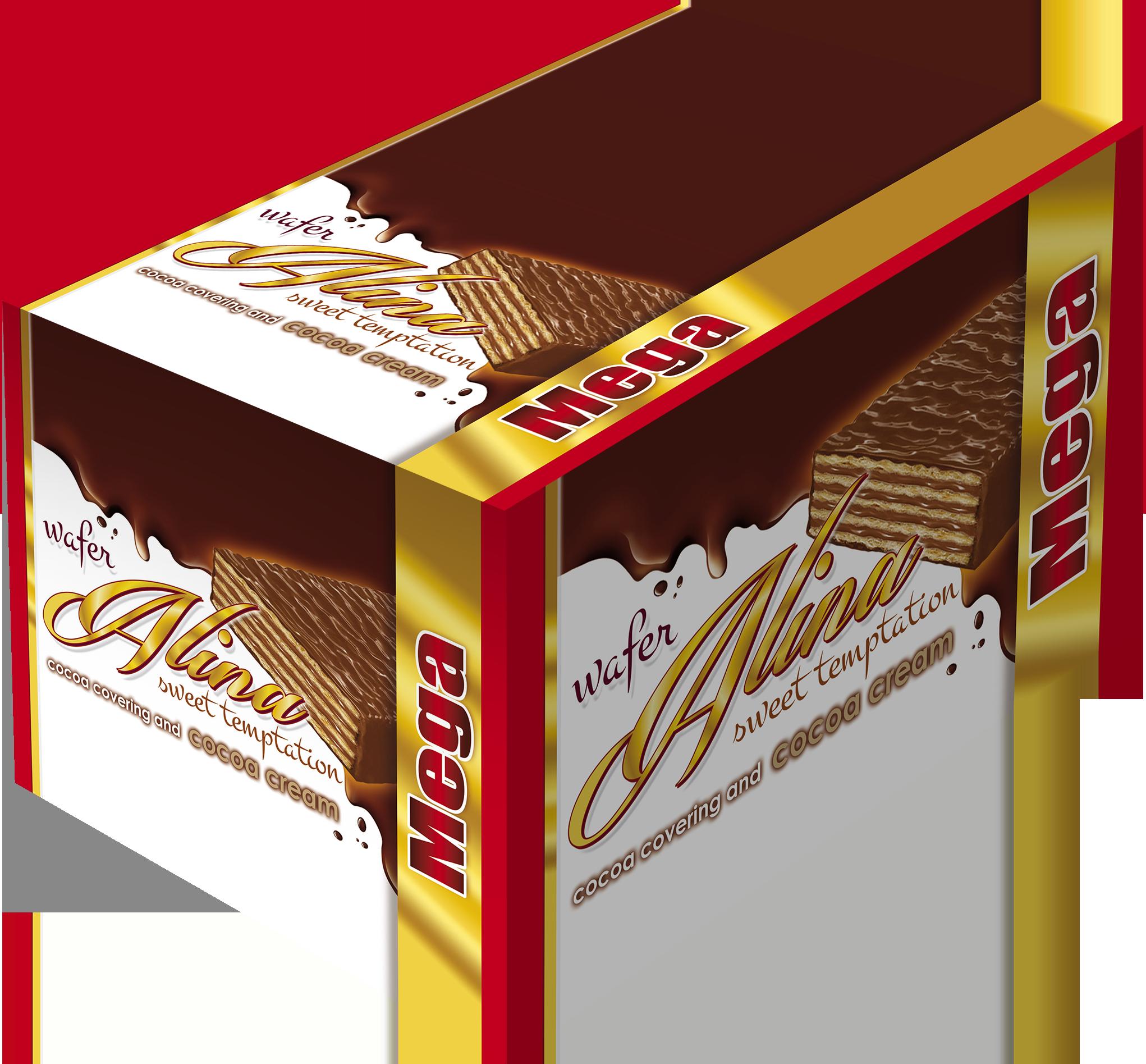 BOX Alina mega cocoa 60g