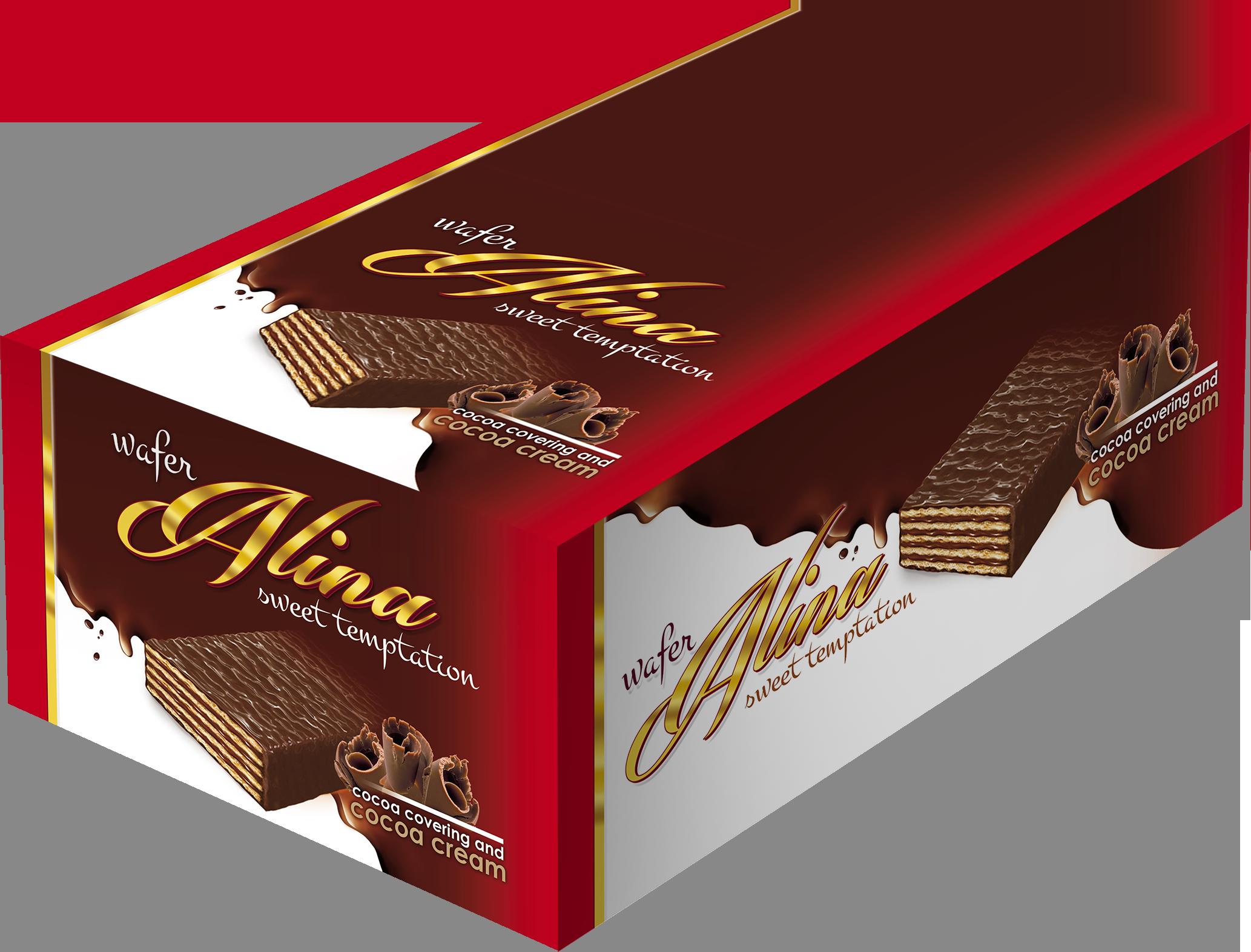 box Alina cocoa 50g